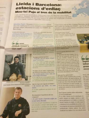 Barcelona Üniversitesi Dergisi