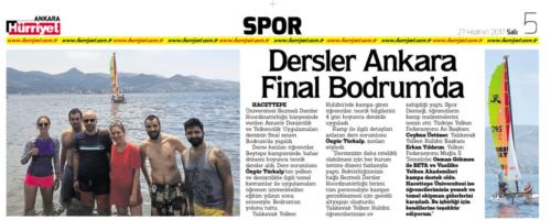 Hürriyet Ankara 27.06.2017