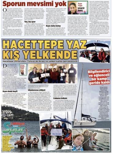 Milliyet Ankara 14.02.2020
