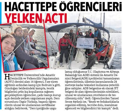 Hurriyet Ankara 11.02.2020